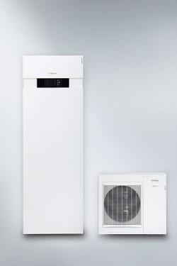 Splitové reverzibilné tepelné čerpadlo typu vzduch/voda Vitocal 222-s