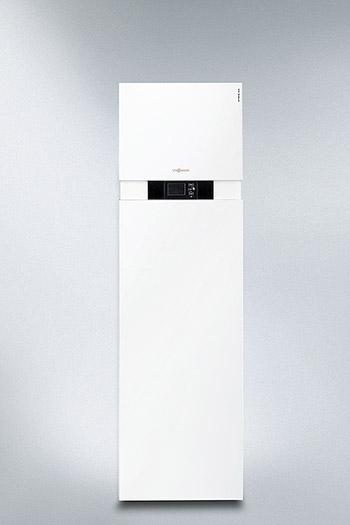 Splitové kompaktné tepelné čerpadlo Vitocal 242-S