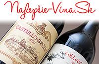Najlepšie Vína - Slovenské a svetové vína najvyššej kvality