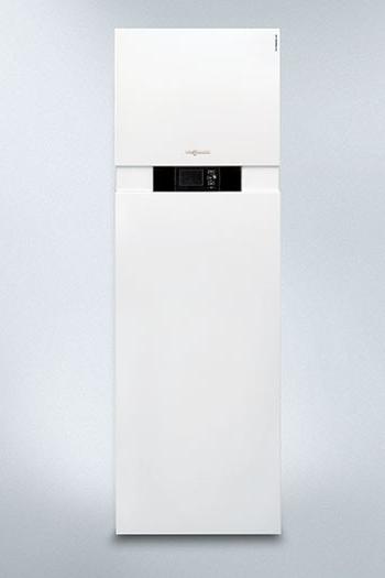 Vitodens 242-F - Stacionárny kompaktný kondenzačný kotol so solárnou podporou